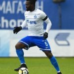 Aziz Tetteh excels with Dynamo Moscow in pre-season match