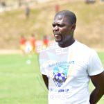 Medeama coach Samuel Boadu remains grounded despite flying start