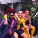Thomas Partey's Atletico Madrid face Arsenal in Europa League semi-finals