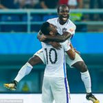 Frank Acheampong's pair of assists help Tianjin Teda rally to victory in Chinese Super League