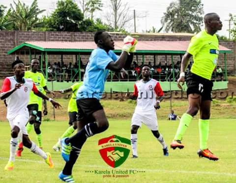 Debutants Karela FC lose dependable goalkeeper Isaac Hagan for THREE months