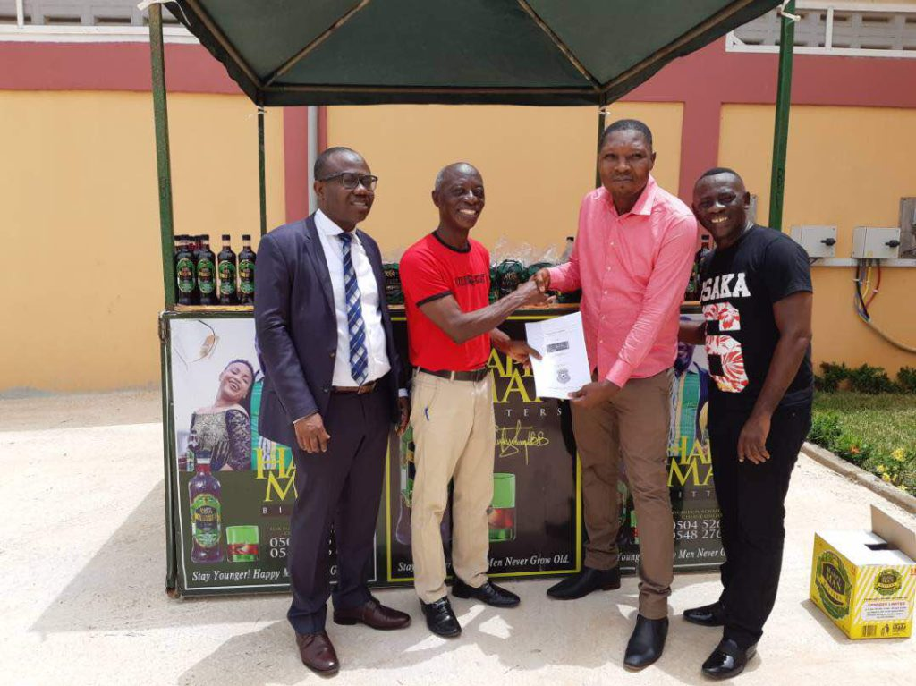 Happy Man Bitters signs mega sponsors deal with Wa All Stars