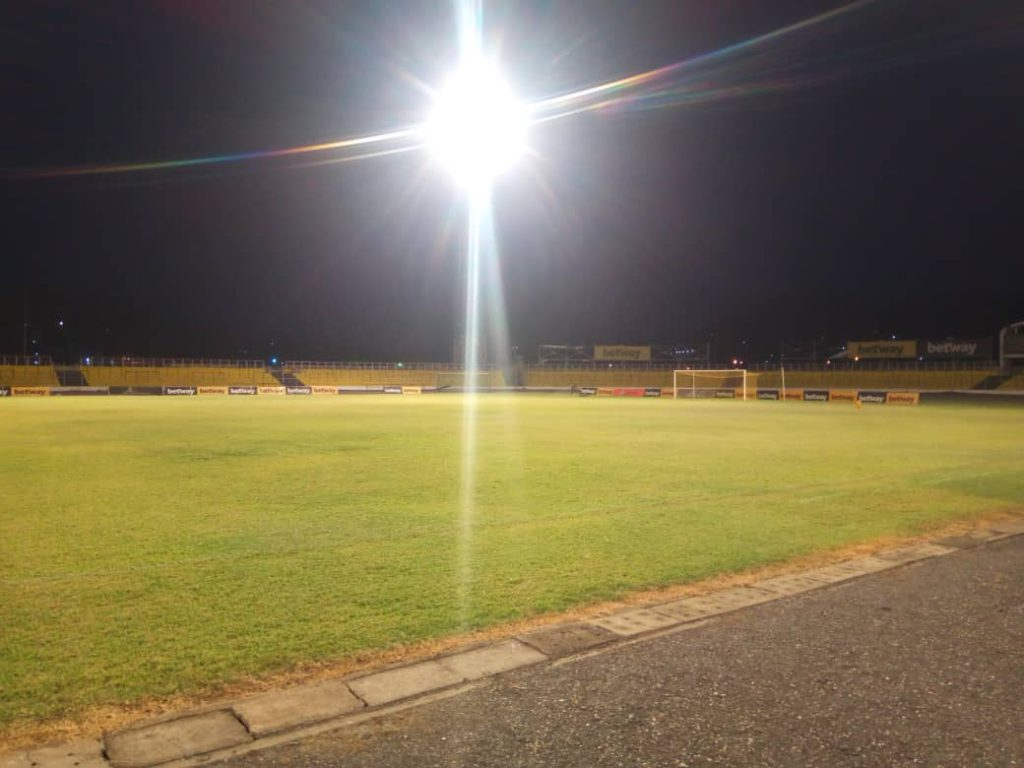 Len Clay Stadium ready for double headers as Dr. Kwaku Frimpong settles GHC121K electricity debt to restore power