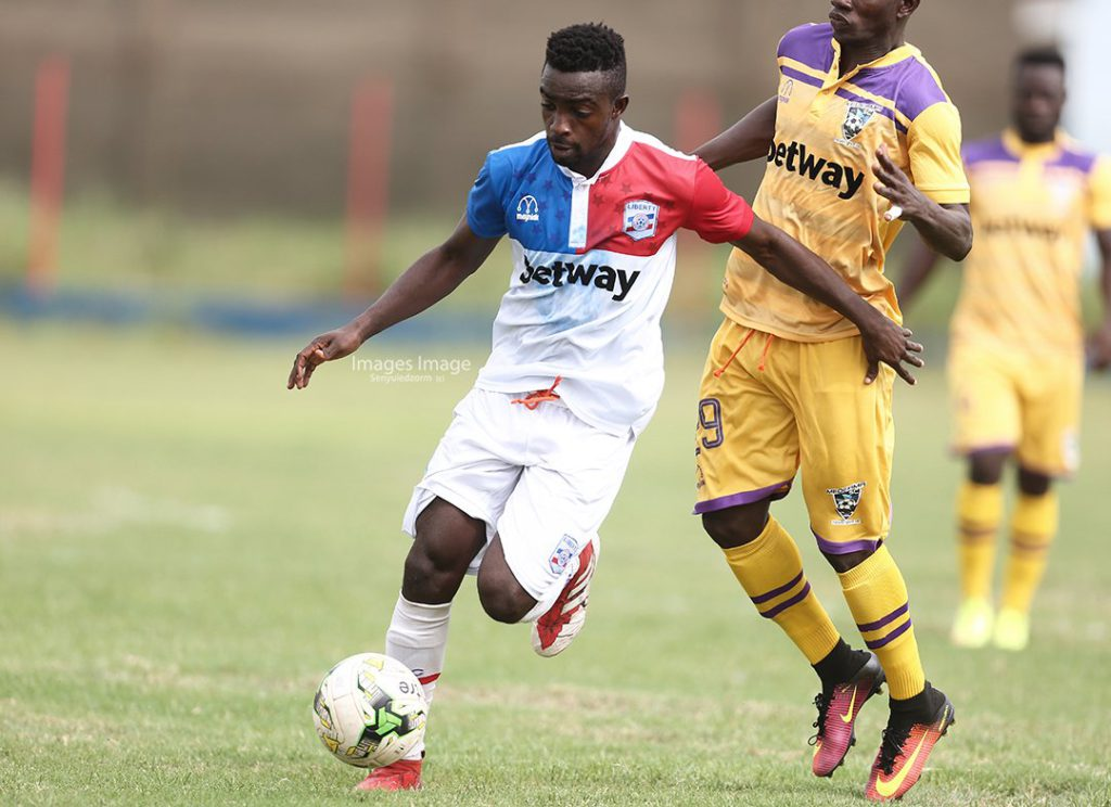 MATCH REPORT: Liberty 1-1 Medeama - Struggling Liberty share spoils with Medeama SC