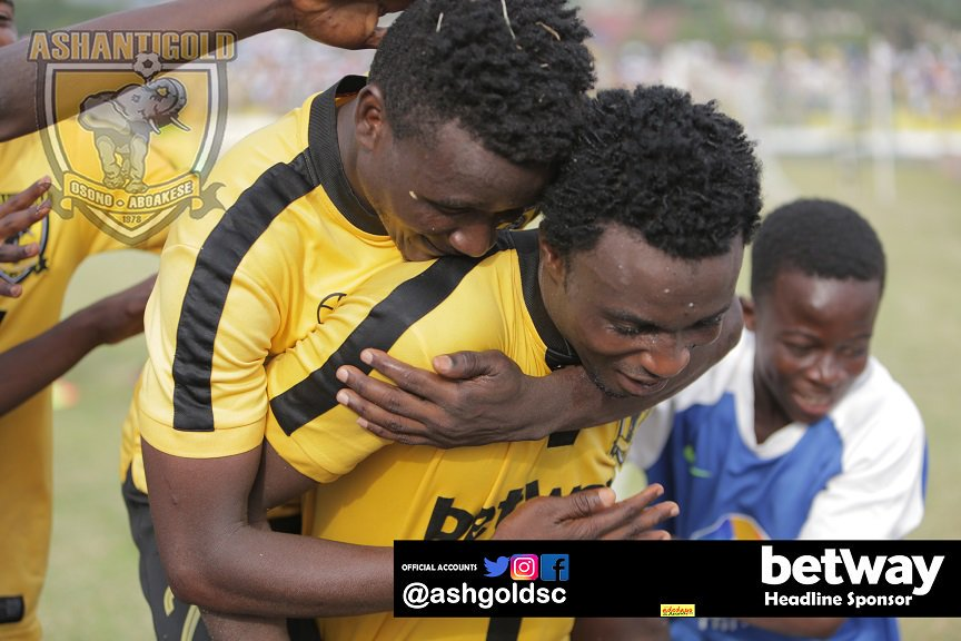 CK Akunnor insists AshantiGold were tactically better against 'defensive' Kotoko