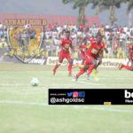 Asante Kotoko coach Samuel Fabin rues wastefulness in defeat at AshantiGold