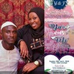 Powerful Medeama defender Ibrahim Yaro set to tie knot with long term girlfriend on Sunday