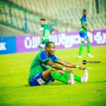 Misr Lel-Makkasa to take action against Ghanaian striker John Antwi for red card