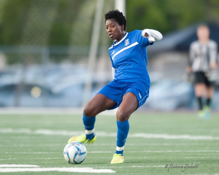 Black Queens midfielder Jennifer Cudjoe signs for Asheville City Soccer Club