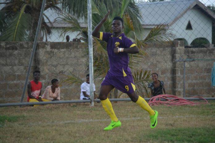 In-form Unistar Academy striker Patrick Osei Kesse gets Ghana U20 call-up