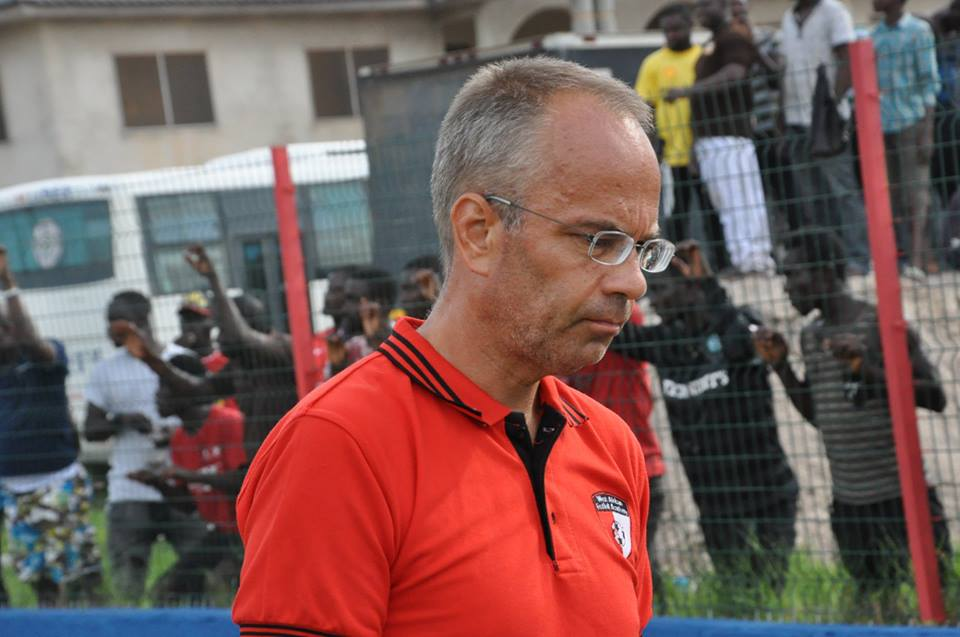 Breaking News: Dane Klavs Rasmussen quits as WAFA SC coach