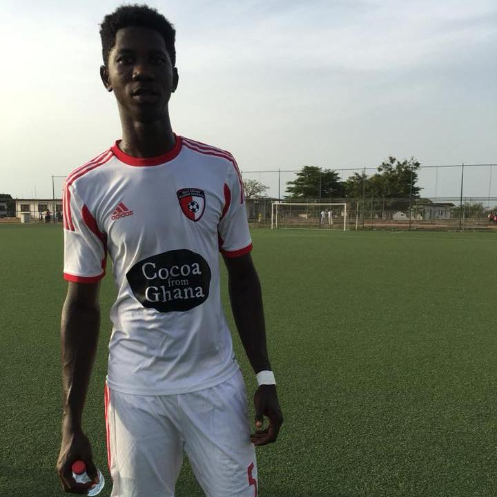 WAFA kid Konadu Yiadom ready for switch to either Hearts of Oak or Asante Kotoko