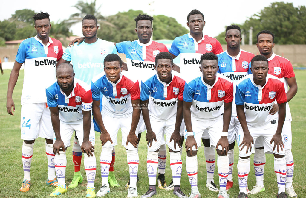 Special Competition: Liberty 3-1 Elmina Sharks- Liberty beat Sharks at home