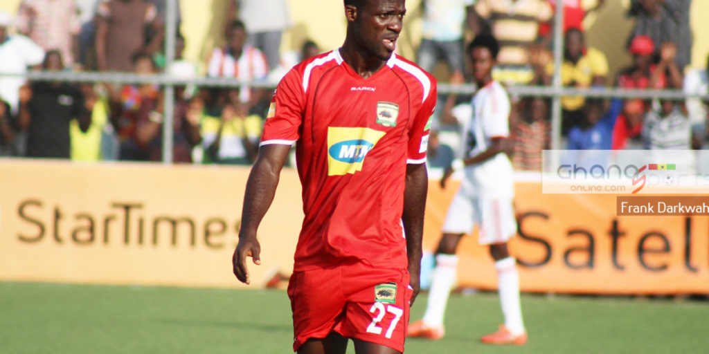 Angry Asante Kotoko fans fire salvo at Paa Kwesi Fabin over Mawuli Osei's involvement in their matches