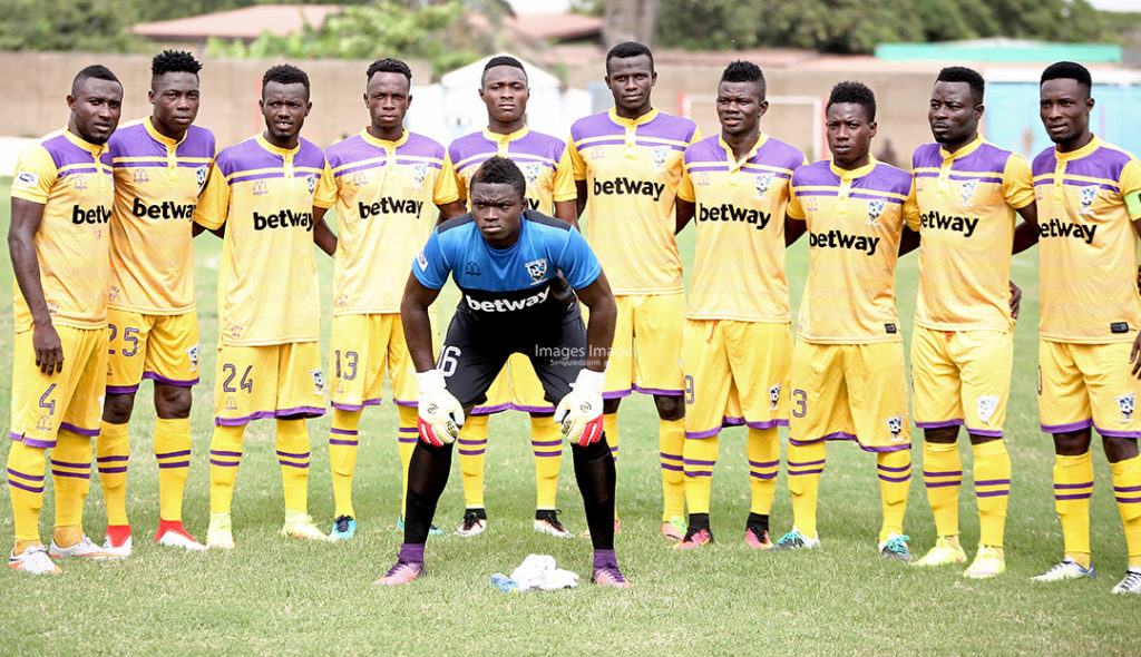 MATCH REPORT: Medeama SC 1-0 Inter Allies – In-form Medeama SC pip inconsistent Inter Allies