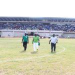 SHOCKER: 'Dangerous' Nduom stadium remains 'unlocked' weeks after brutal fans attack on referee