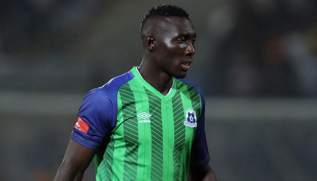 Goalkeeper Richard Ofori has no regrets choosing 'smaller club' Maritzburg United over Mamelodi Sundowns