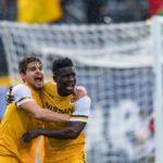 Ropapa Mensah scores for Nashville SC in win over Atlantic United