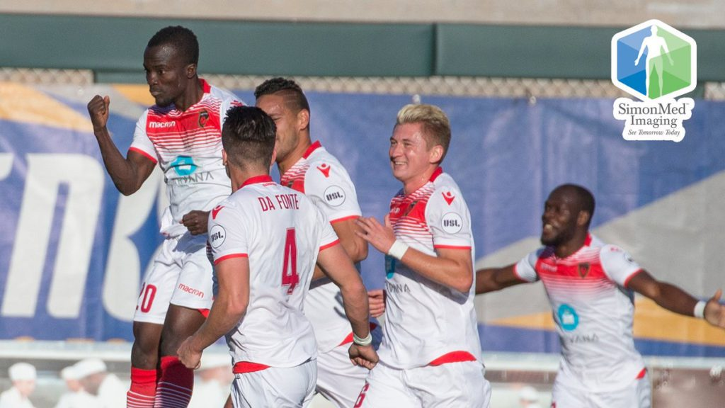 VIDEO: Solomon Asante converts late penalty to give Phoenix Rising FC win Reno 1963