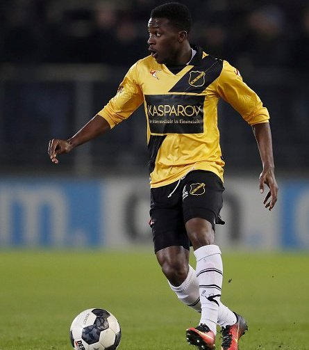 NAC Breda legend Matthew Amoah wants loanee Thomas Agyepong to remain at club for another spell