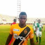 ASEC Mimosas forward Amed Toure impressed with Aduana Stars display despite loss in Confederation Cup opener