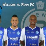 Inter Allies transfer trio Fredrick Yamoah, Haruna Shaibu and Isaac Osae to USL side Penn FC
