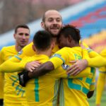 Patrick Twumasi bags brace in FC Astana 2-0 win at FC Kyzylzhar in Kazakh Premier League