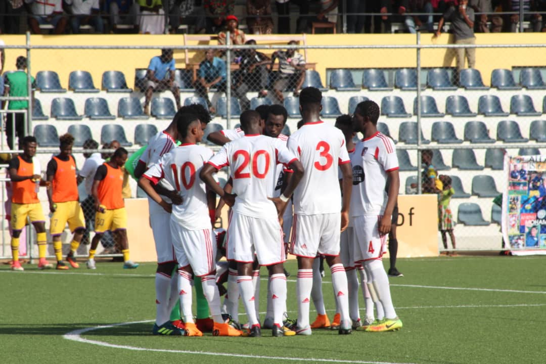 Match Report: WAFA SC 1-2 Medeama- Kwesi Donsu's magic goal smashes unbeaten home record of Academy Boys