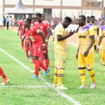Medeama pair Yaro Ibrahim and Rashid Nortey eye MTN FA Cup honours on Wednesday