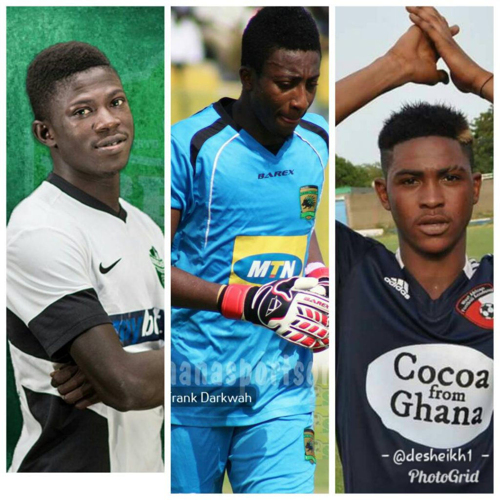 Ghana Premier League: Aminu, Annan and Sharani battle in tough contest for NASCO Player of the Month award