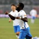 VIDEO: Tianjn Teda star Frank Acheampong registers 10th Chinese Super League goal in win at Dalian Yaling