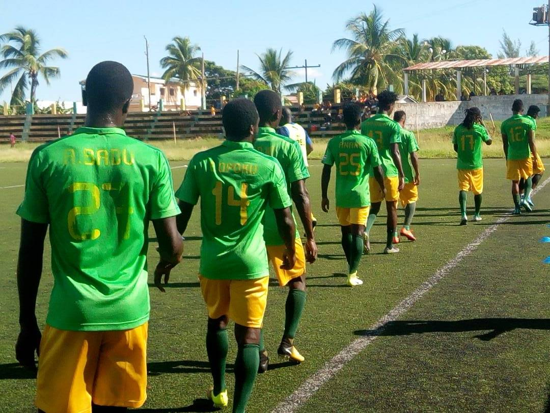Aduana Stars annihilate Division II side Amasu FC 10-2 in friendly