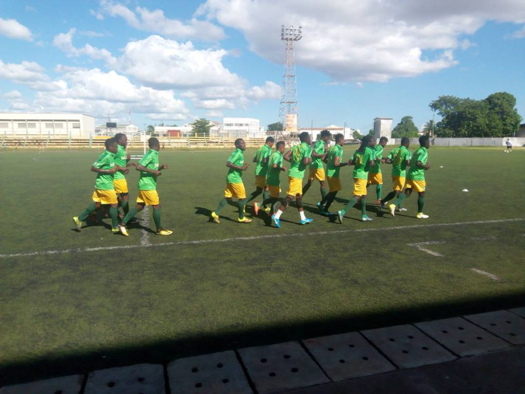 PHOTOS: Aduana Stars hold final training session ahead of Fosa Juniors clash