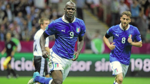 Balotelli starts to feel the mistake in decision to play for Italy instead of Ghana