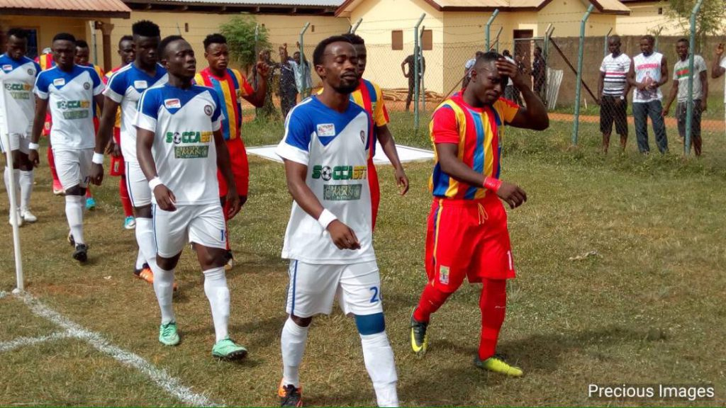 Match Report: Berekum Chelsea 3-0 Hearts of Oak: Tanasijevic's men put below par Phobians in check