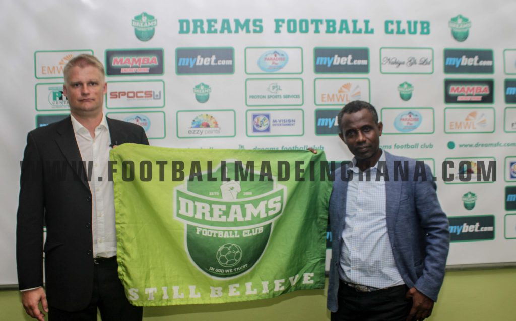 Unselfish Dreams FC coach Karim Zito explains reasons behind Juha Pasoja appointment