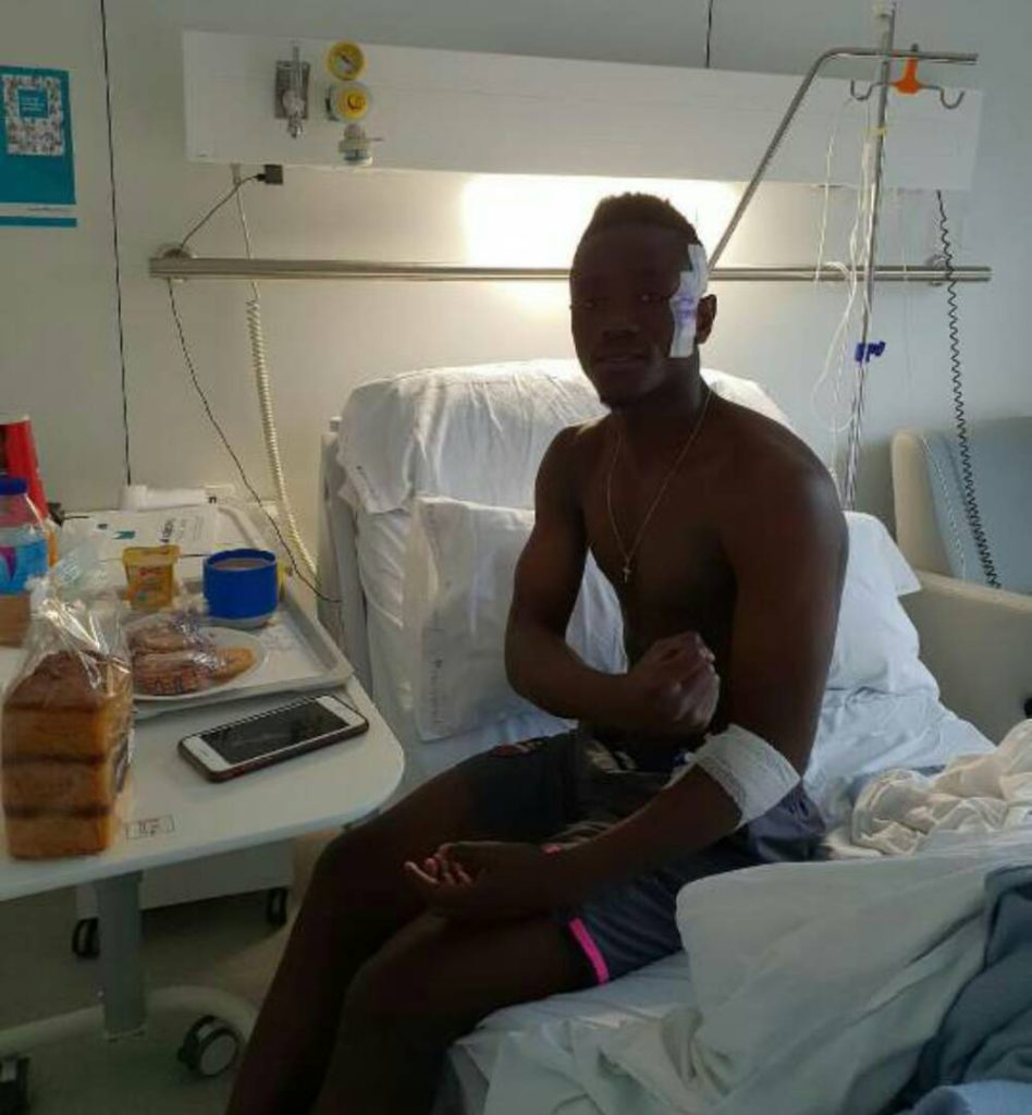 Levante striker Emmanuel Boateng undergoes successful surgery, could be out for a month