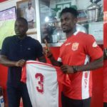 EXCLUSIVE: Dreams FC defender Godfred Asante completes Horoya AC move
