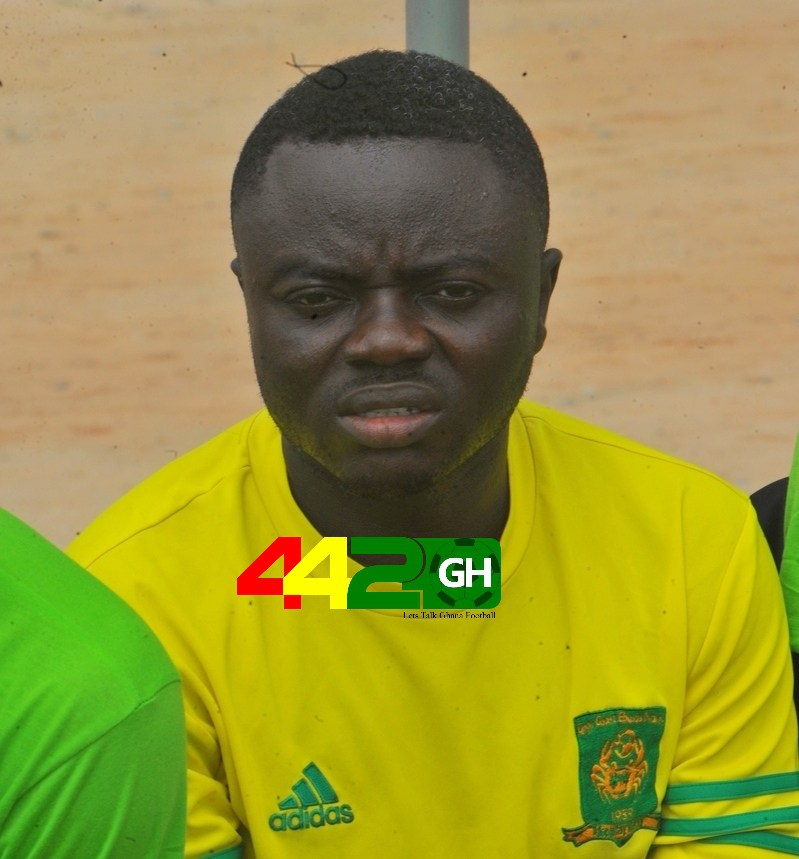 Ebusua Dwarfs midfielder Joe Tagoe laments on poor officiating in defeat against Asante Kotoko