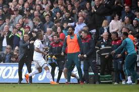 Jordan Ayew returns from suspension to rescue crucial point for Swansea City