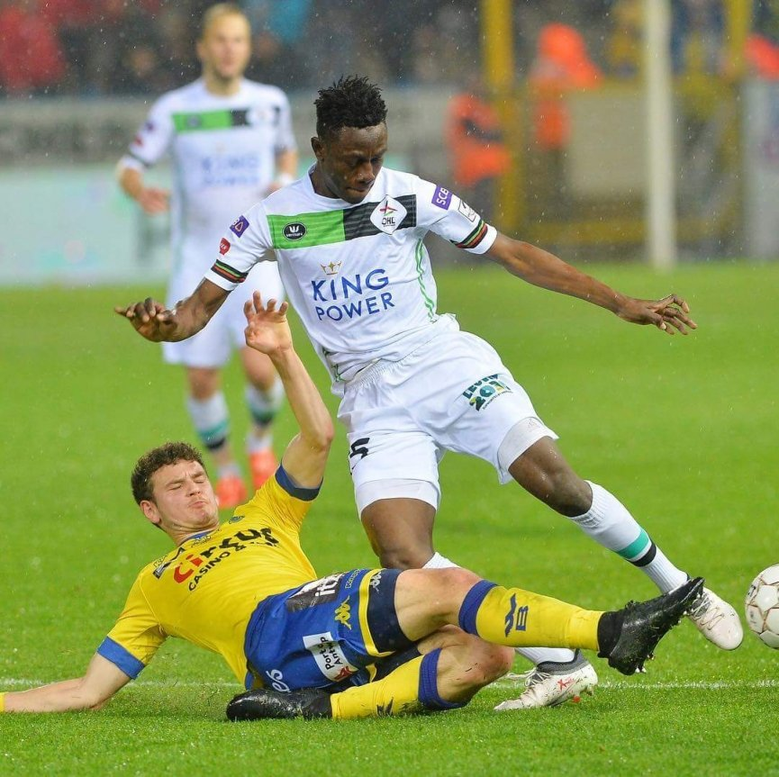 Kamal Sowah marks debut for OH Leuven as late substitute in win over Waasland-Beveren