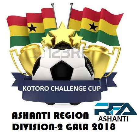 Kotoro Challenge Cup: Ashanti Region RFA Chairman institutes 16-club gala for Division Two clubs