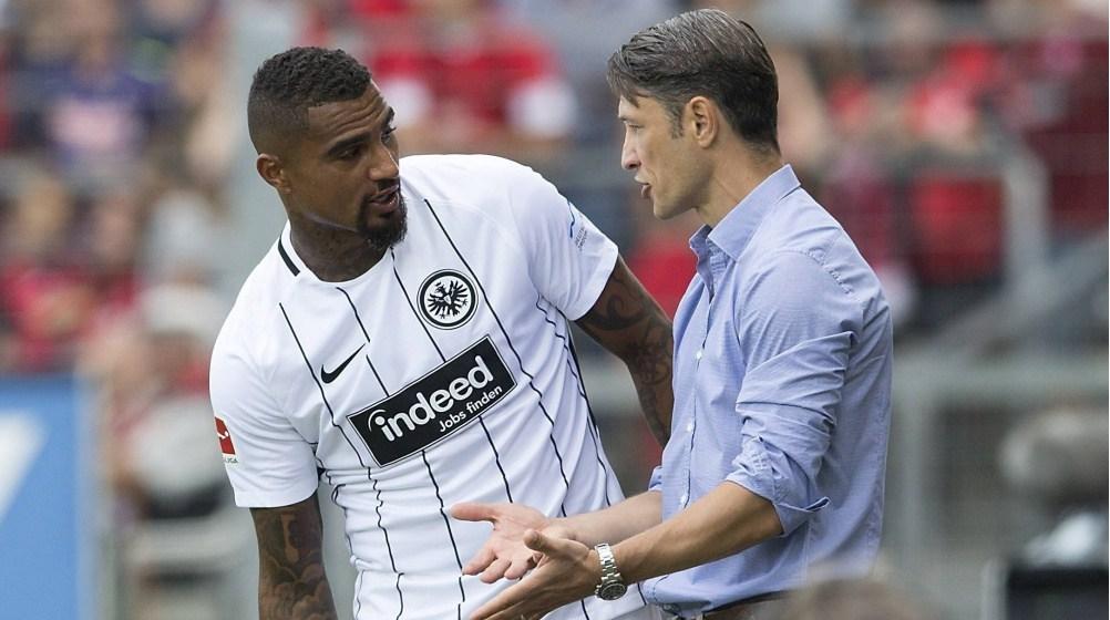Kevin Prince Boateng's Eintracht Frankfurt coach Niko Kovac to join Bayern Munich