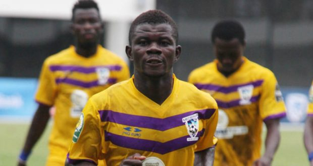 Medeama SC midfielder Kwasi Donsu eyes league title after win over Dreams FC