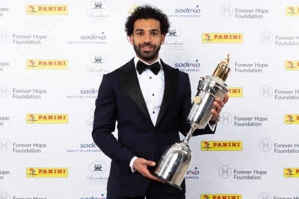 'Mohammed Salah is not at Ronaldo, Messi level', - says Kwadwo Asamoah