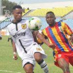 AshantiGold defender Osei Agyemang poised to win 'special' game against Asante Kotoko