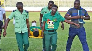 Ebusua Dwarfs striker Paul Abakah speaks after horror injury in Kotoko defeat