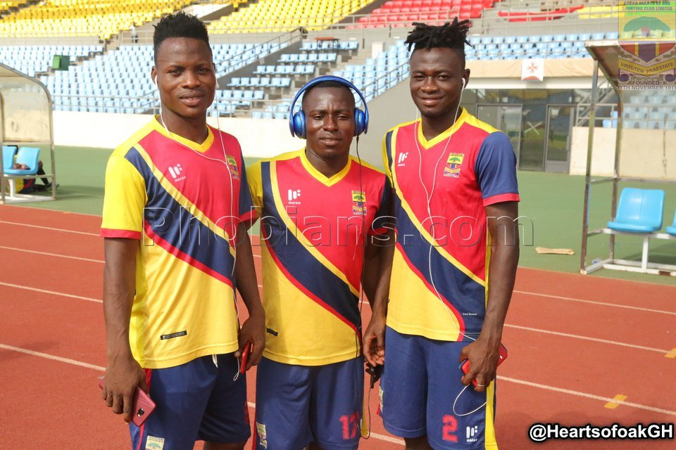 Match Preview: Hearts of Oak vs Elmina Sharks- Phobians chasing third straight home win against Sharks