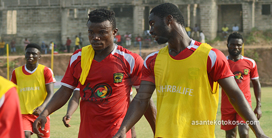 Defender Emmanuel Owusu hails influence of Jackson Owusu on Kotoko career