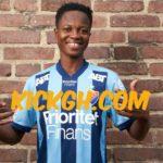 Black Queens winger Portia Boakye completes Djurgården IF switch